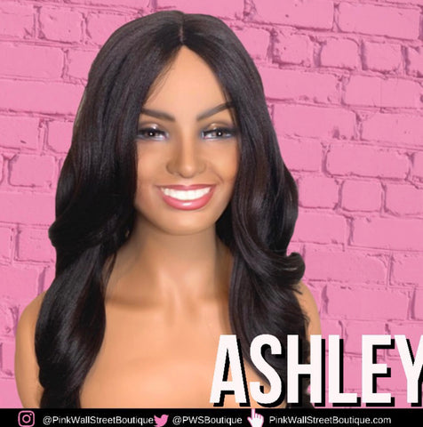 Ashley Synthetic Wig