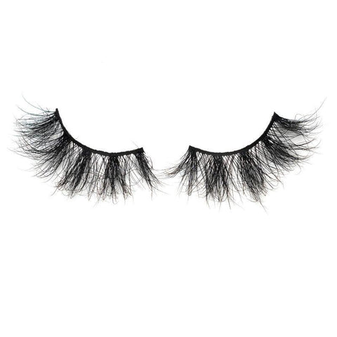 Aquamarine 3D Mink Lashes 25mm
