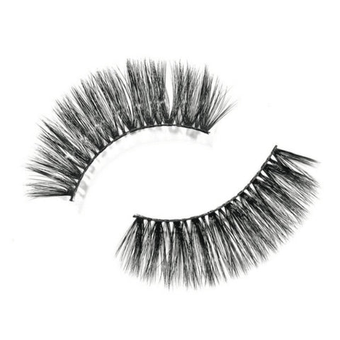 On Hand- Lavender Faux 3D Volume Lashes