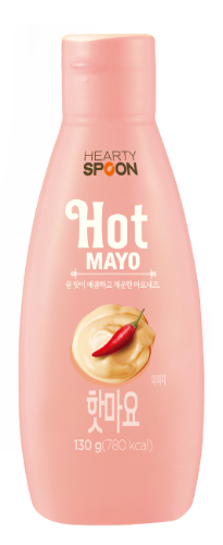 HEARTY SPOON Hot Mayo (130g)