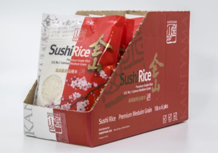 KANEYAMA Sushi Rice (1 LB)