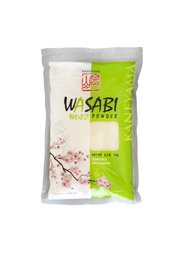 KANEYAMA Wasabi Powder (2.2 LB)
