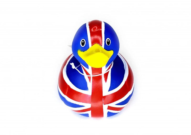 Rubber Duck - Union Jack