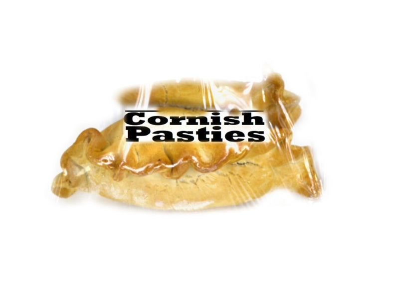 Cornish Pasties - 2 Pack