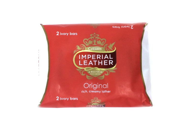 Imperial Leather Original Bath Soap - 2 bars
