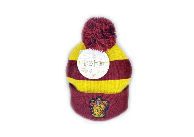 Harry Potter Gryffindor Beanie with Pom