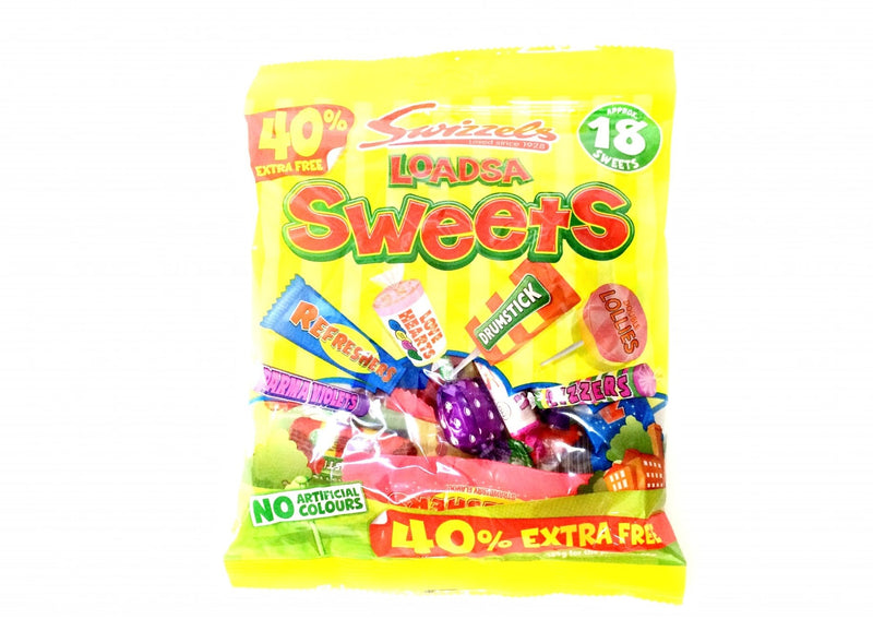 Swizzels Loadsa Sweets - 189g