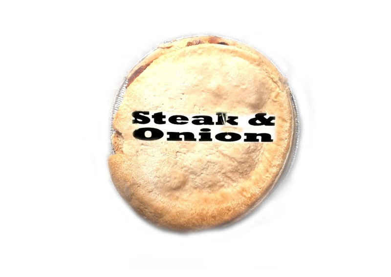 Steak & Onion Pie - 230g