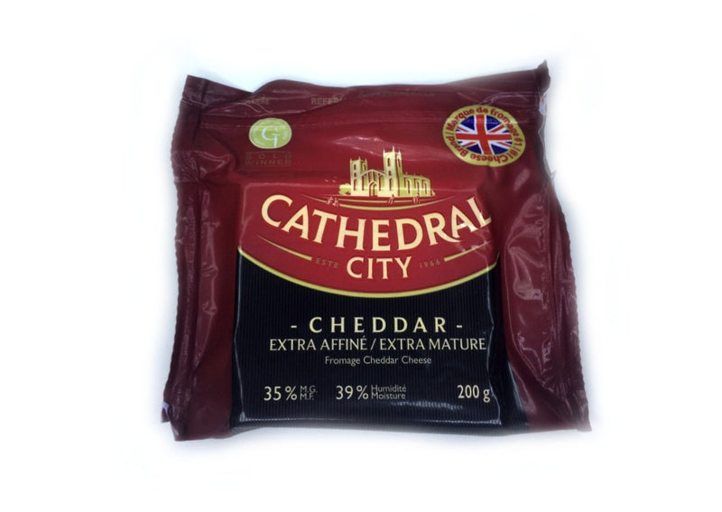 Cathedral City Cheddar - 200g
