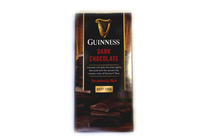 Guinness Dark Chocolate - 90g
