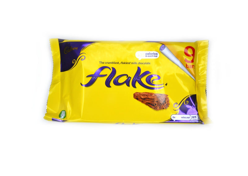 Cadbury Flake - 9 pack