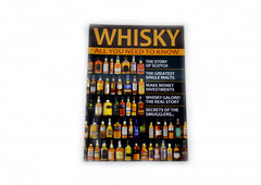 Whiskey Book - All You Need to Know