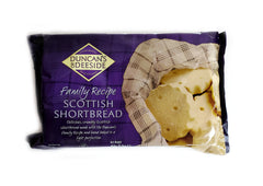 Duncans of Deeside Family Recipe Scottish Shortbread - 450g