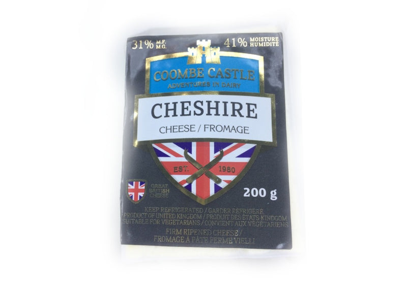 Coombe Castle Cheshire Cheese - 200g