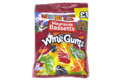 Maynards Bassetts Wine Gums - 165g