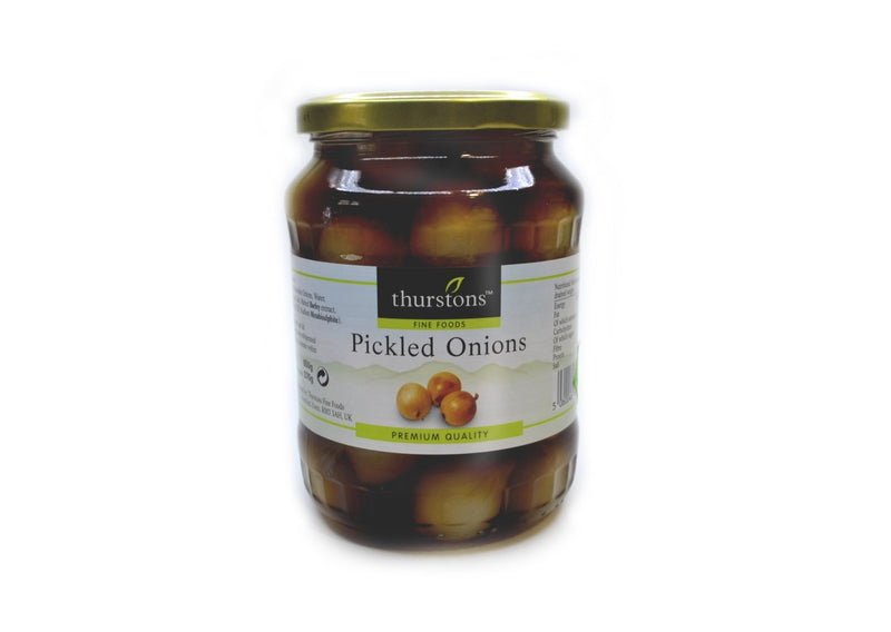 Thurstons Pickled Onions - 650g