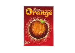 Terry's Dark Chocolate Orange - 157g