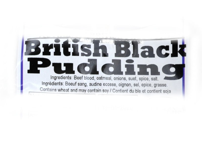 British Black Pudding - 4 Pack