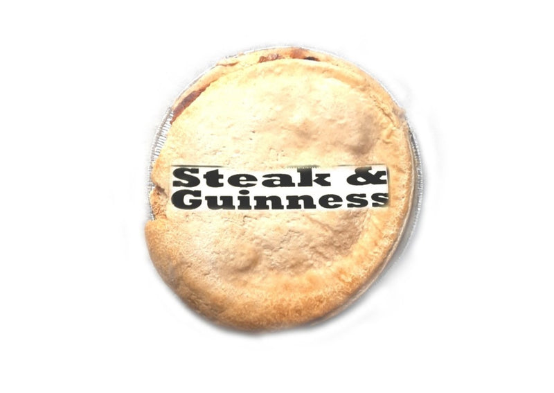 Steak & Guinness Pie - 230g