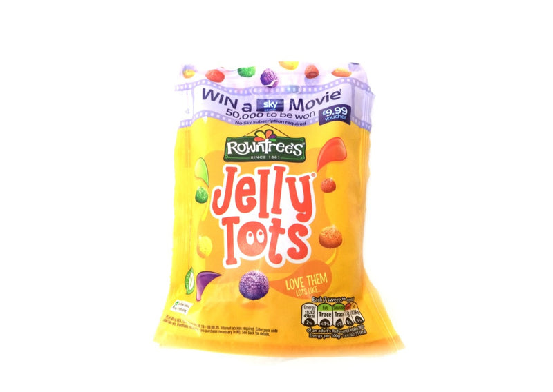 Rowntrees Jelly Tots - 150g