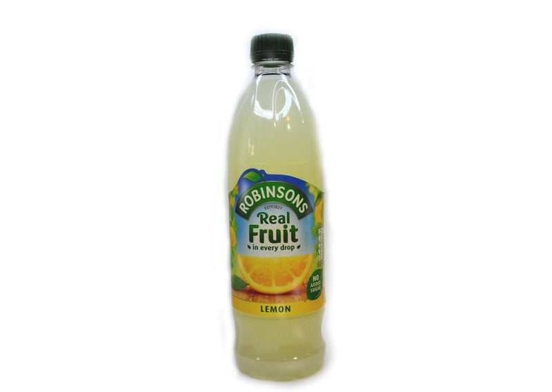 Robinsons Fruit Squash Lemon - 1L