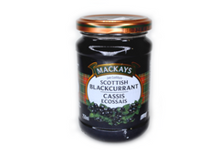 Mackays Scottish Blackcurrant - 250ml