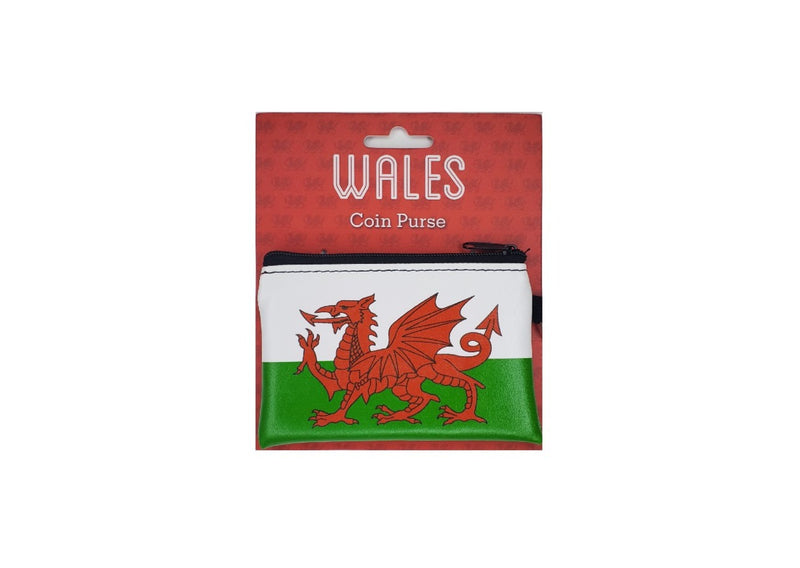 Wales Coin Purse