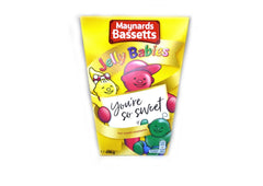 Maynards Bassetts Jelly Babies Carton - 400g