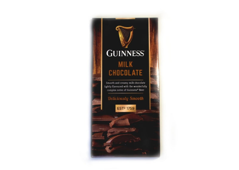 Guinness Milk Chocolate - 90g