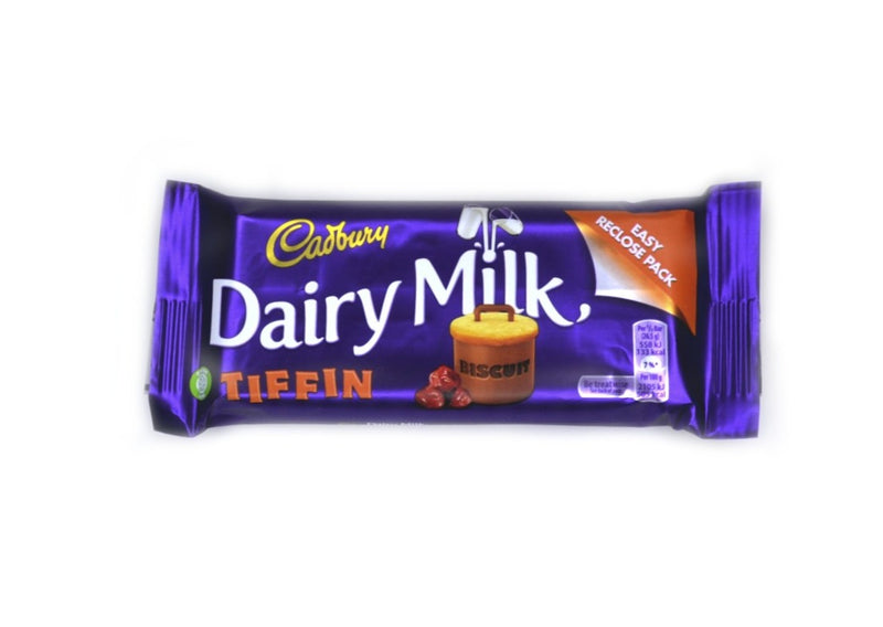 Cadbury Dairy Milk Tiffin - 53g
