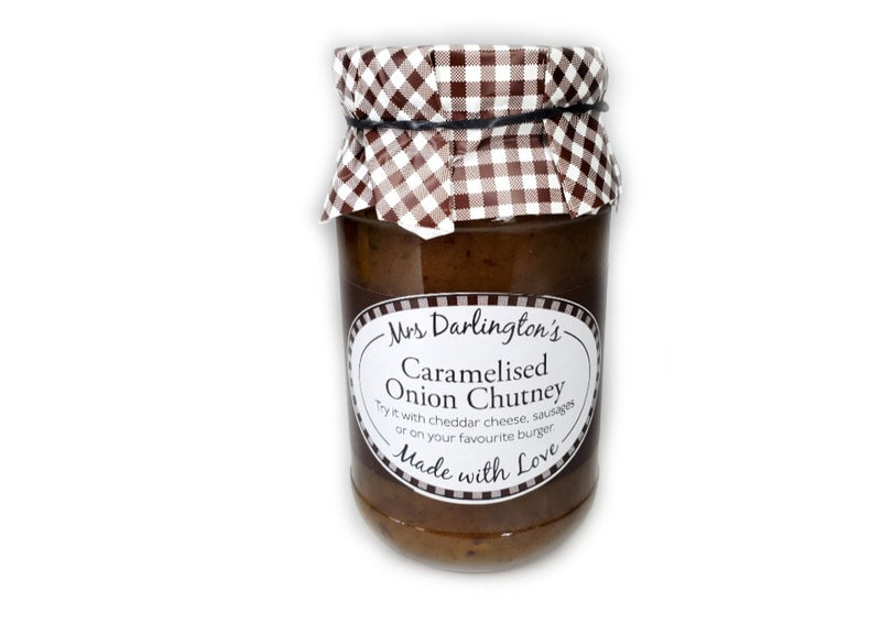 Mrs. Darlington's Caramelised Onion Chutney - 312g