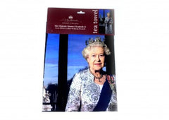 Her Majesty Queen Elizabeth II Tea Towel