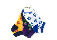 Big City 3pk Socks - Scotland