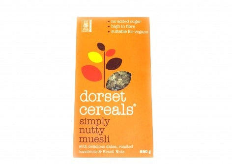 Dorset Cereals Simply Nutty Muesli - 560g