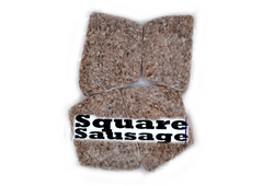 Square Sausage - 4 Pack