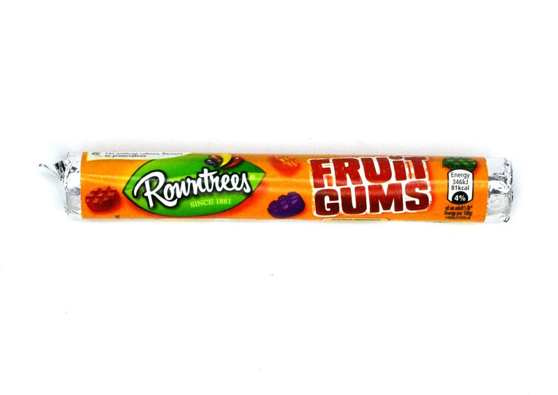 Rowntrees Fruit Gums - 48g