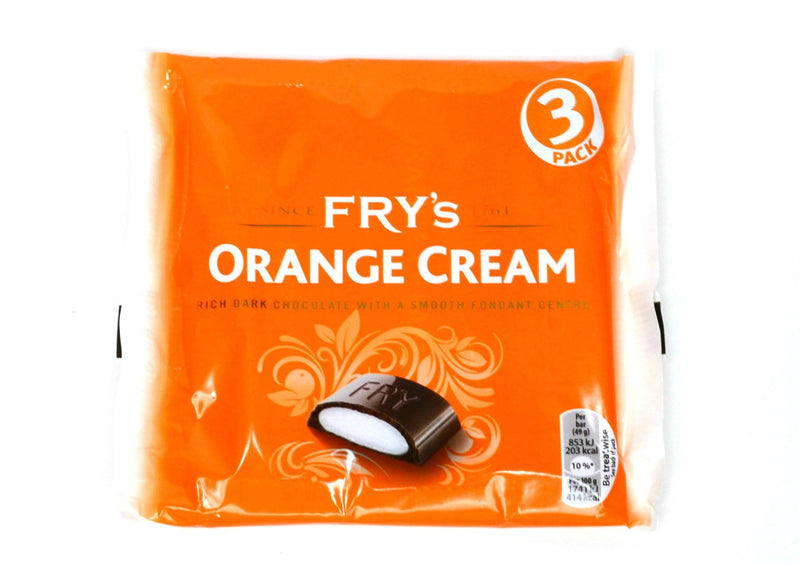Fry's Orange Cream - 3 pack
