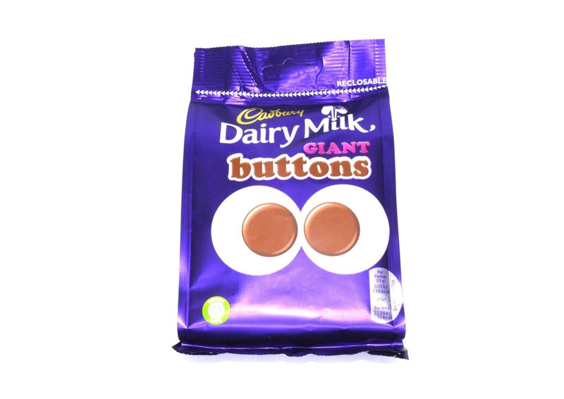 Cadbury Dairy Milk Giant Buttons - 119g