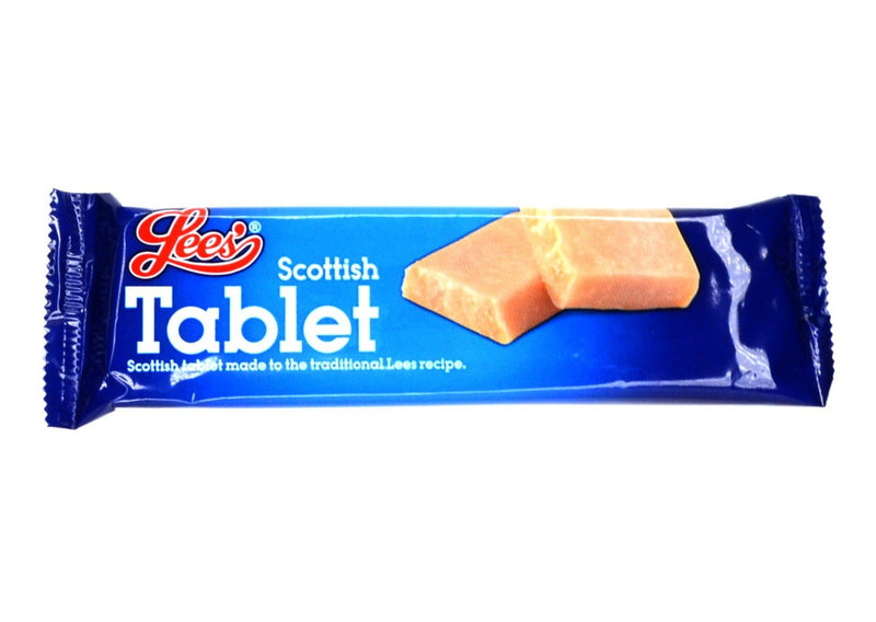 Lees Scottish Tablet - 60g