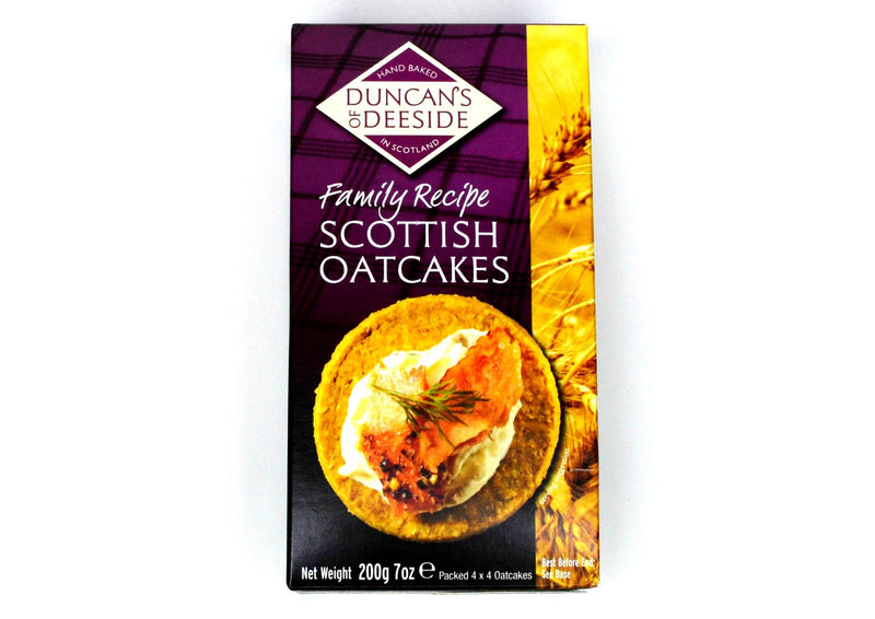 Duncans of Deeside Scottish Oatcakes - 200g