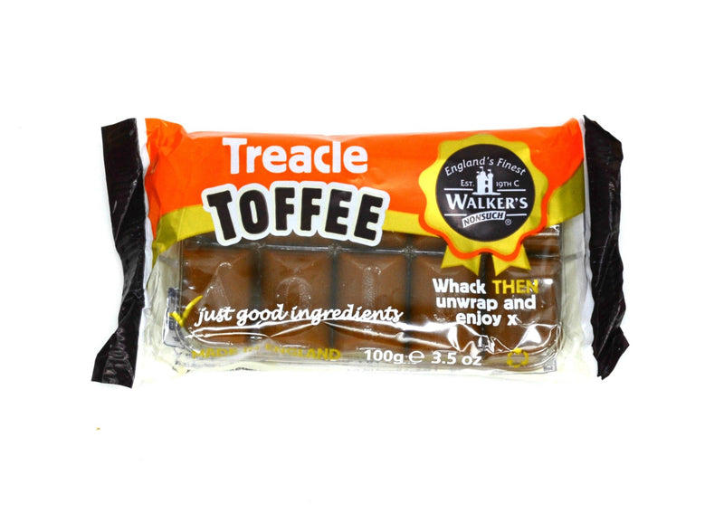 Walkers Treacle Toffee - 100g