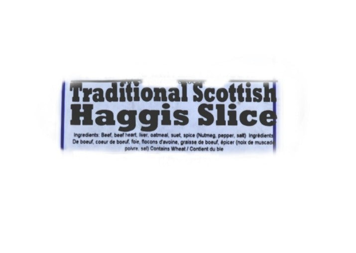 Traditional Scottish Haggis - 4 Pack