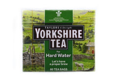Yorkshire Tea Hard Water - 80bags