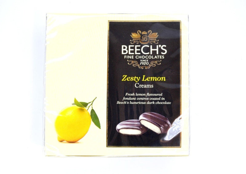 Beech's Zesty Lemon Creams - 90g