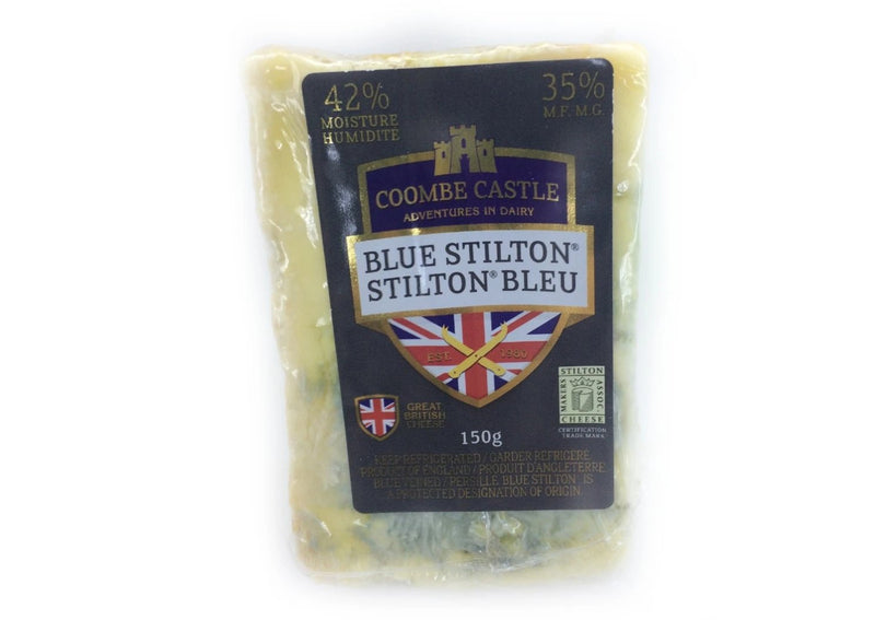Coombe Castle Blue Stilton - 150g