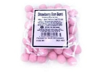 Strawberry Bon Bons - 180g
