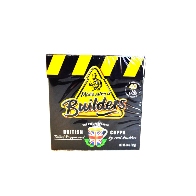 Make Mine a Builders Tea - 40