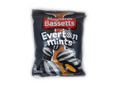 Maynards Bassetts Everton Mints bag
