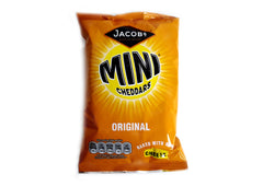 Jacobs Mini Cheddars - 50g