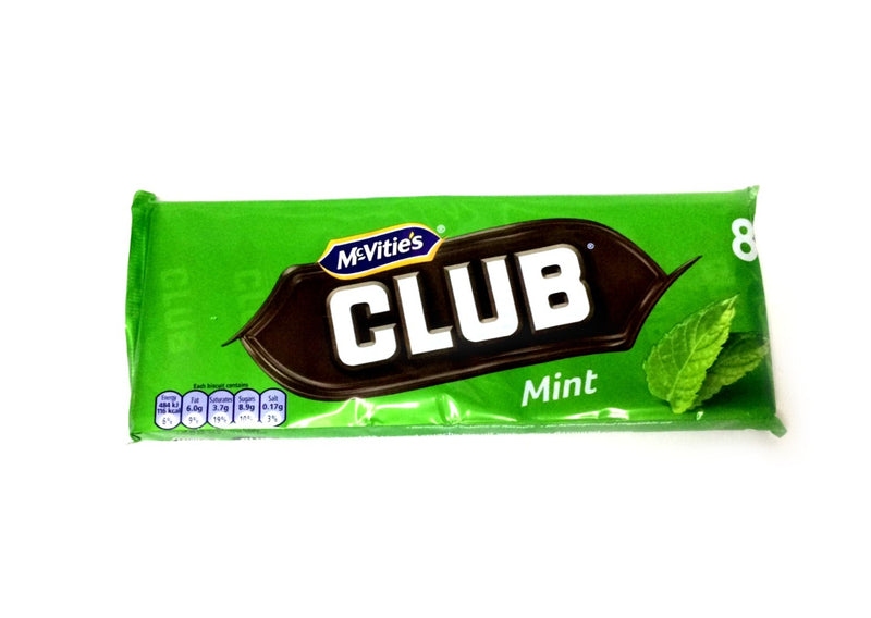 mcvities club mint 8 pk